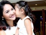 Hoa hậu Hương Giang mang bầu lần 2