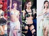 Mỹ nhân Việt đẹp nóng bỏng khi chụp ảnh cosplay