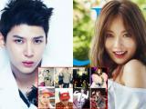 Rò rỉ bằng chứng HyunA (4minute) hẹn hò cùng Ravi (VIXX)