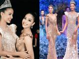 Đứng cạnh Hoa hậu Pháp, Phạm Hương lộ loạt điểm xấu