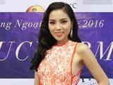 Hoa hậu Kỳ Duyên lẻ bóng ở sự kiện sau khi lộ bạn trai đại gia