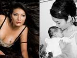 Diễn viên Kiều Trinh sinh con thứ ba ở tuổi 40