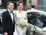 Toàn cảnh đám cưới Lại Hương Thảo và chồng đại gia hơn 10 tuổi