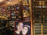 Hé lộ thêm loạt ảnh bên trong biệt thự dát vàng nhà chồng Hà Tăng
