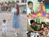 Nhóc tì nhà sao Việt được tặng gì, đi đâu trong ngày Quốc tế thiếu nhi?