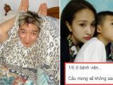 Tin sao Việt mới ngày 1/6: Mr. Đàm nhí nhảnh, Vân Hugo ở bệnh viện khiến fans lo lắng