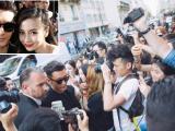 Angela Baby và Huỳnh Hiểu Minh được săn đón ở Pháp