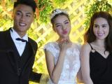 Dàn sao Việt lộng lẫy tới chúc mừng tiệc cưới của Kỳ Hân - Mạc Hồng Quân