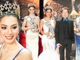 Nhan sắc như nữ thần của Miss Grand Thailand 2016