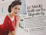 Truyền thông thế giới tiếp tục tung hô Lý Nhã Kỳ là 'Diana của Việt Nam'