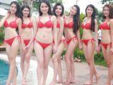 Thí sinh miền Bắc 'Hoa hậu Bản sắc Việt toàn cầu' nóng bỏng với bikini