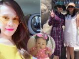 Sắc vóc của em gái Thanh Thảo - tình cũ Ngô Kiến Huy sau khi sinh con thứ 2
