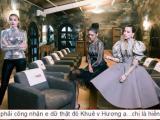 Hồ Ngọc Hà: 'Khuê với Hương dữ, chị là hiền nhất'