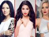 Phạm Hương bất ngờ lọt top 50 người đẹp nhất thế giới