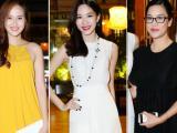Dàn mỹ nhân Việt xôm tụ mừng sinh nhật của NTK Hoàng Hải