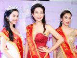 Hoa khôi tỏa sáng đấu giá thành công gần 100 triệu tại 'Thank you party'