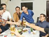 Minh Luân mở tiệc 'rửa giải' Á quân Tình Bolero 2016