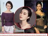 Phạm Băng Băng bị truyền thông nước ngoài đăng nhầm ảnh với diễn viên Trần Sổ