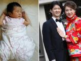 Chung Gia Hân lần đầu khoe con gái mới sinh đáng yêu