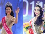 Bất ngờ với những điểm trùng hợp của Kỳ Duyên và Tân Hoa hậu Việt Nam 2016