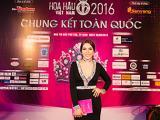 Mai Phương Trang đọ sắc cùng 'rừng' sao Việt tại đêm chung kết Hoa hậu Việt Nam