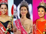 Nhìn các Hoa hậu từng đăng quang... nhiều người sẽ ngừng chê Đỗ Mỹ Linh