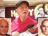 Sao võ thuật Hồng Kông Lưu Gia Huy già nua, tàn tạ vì bệnh tật