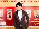 Ngai vàng điện ảnh Đoàn Việt Hùng lịch lãm đi làm giám khảo