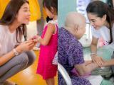 Chăm chỉ làm từ thiện, Phạm Hương đúng chuẩn 'Hoa hậu quốc dân'