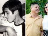 Chí Trung viết cho con gái: Nước mắt bố ứa ra vì thương con bị sinh trong gia đình nghệ sĩ