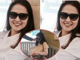 'Mỹ nhân đẹp nhất Philippines' gây tranh cãi vì cho con bú nơi công cộng