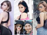 Nhan sắc nóng bỏng của bạn gái mới Tiến Đạt khiến Hari Won 'chào thua'