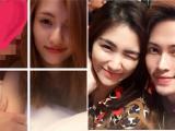 Tin sao Việt mới 29/9: Hồng Quế khoe ảnh bạn trai hôn, Hòa Minzy tình tứ bên trai lạ