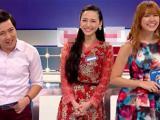 Hoa hậu Phương Nga từng khiến Hari Won, Trường Giang thán phục vì câu trả lời thông minh