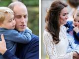 Hình ảnh Hoàng tử nhí nước Anh và em gái vui chơi ở Canada gây sốt
