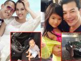 Những món quà sinh nhật xa xỉ mà các 'cậu ấm cô chiêu' nhà sao Việt được bố tặng
