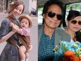 Tin sao Việt mới 22/10: Vợ thứ 4 của Chế Linh theo chồng về nước, Khánh Ly chia sẻ ảnh địu con đi làm gây sốt