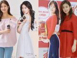 Loạt ảnh chứng minh sao nữ Hàn có hình quảng cáo đẹp y 'bản chính'