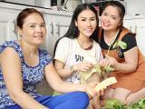 Á hậu Jenny Trần: Báo hiếu cho cha mẹ là nghĩa vụ thiêng liêng