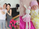 Phan Như Thảo lần đầu khoe rõ mặt con gái
