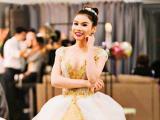 Hoa hậu Thân thiện Jenny Trần bất ngờ 'lộ' ảnh cưới xinh lung linh