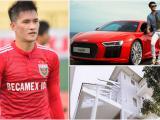 Giải nghệ ở tuổi 31, Công Vinh vẫn là 'tỷ phú' trong giới cầu thủ Việt