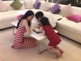 Công Vinh đón sinh nhật ấm áp bên vợ con sau khi giải nghệ