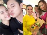 Tin sao Việt mới 11/12: Hải Băng tình tứ bên Thành Đạt, Diễm Hương hạnh phúc khi gặp được ca sĩ Khánh Ly