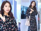 Ai bảo mặc váy hoa là 'sến súa', Park Shin Hye vẫn khoe được vẻ đẹp hơn người