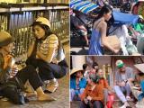 Ấm lòng trước hành động hảo tâm của sao Việt những ngày cận Tết