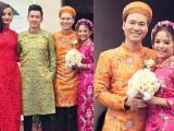 Vợ chồng Lê Thúy sang Mỹ dự đám cưới của Đình Bảo (cựu thành viên AC&M)