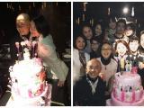 Trương Vệ Kiện tổ chức tiệc sinh nhật lãng mạn cho vợ