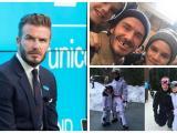 Những họa 'vô đơn chí' liên tục ập đến gia đình nhà David Beckham
