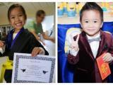 Thành tích học tập của con gái Việt Hương và con trai Thanh Thảo ở nước ngoài